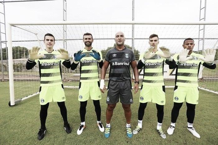 Conheça Rogério Godoy, o preparador de goleiros que deixa sua marca na trajetória do Grêmio