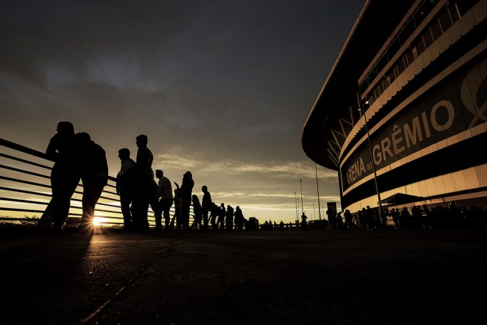 Grêmio e Botafogo selam acordo para receber torcedores visitantes nas quartas da Libertadores