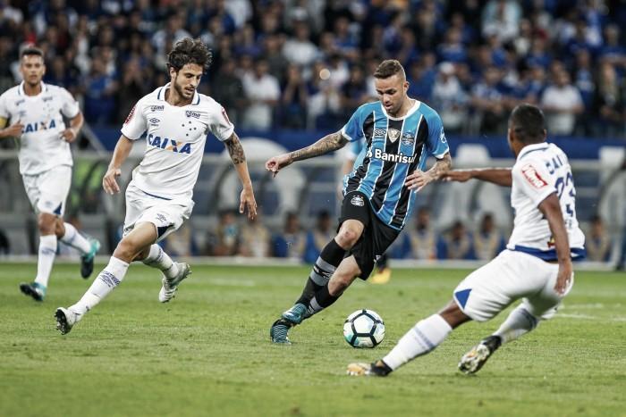 Em reencontro com reservas no Mineirão, Cruzeiro e Grêmio duelam pela Copa da Primeira Liga