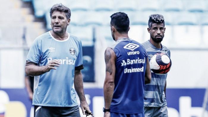 Grêmio mantém desfalques para enfrentar Godoy Cruz na ida das oitavas da Libertadores