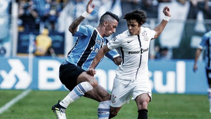 Primeiros no Brasileiro e nas associações: Corinthians e Grêmio lideram ranking de sócios