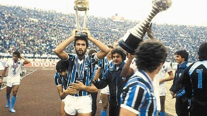 Grêmio tenta igualar marca de Manchester United, Juventus e Santos