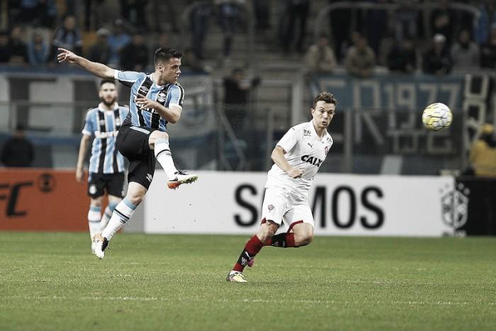 Resultado Grêmio x Vitória no Campeonato Brasileiro 2017 (1-1)