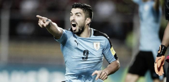 Uruguai recebe Bolívia no Centenário para carimbar classificação à Copa do Mundo