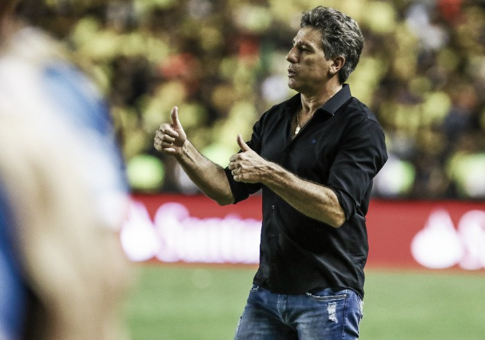 Renato admite má atuação, mas valoriza vitória e quebra de jejum em Campinas