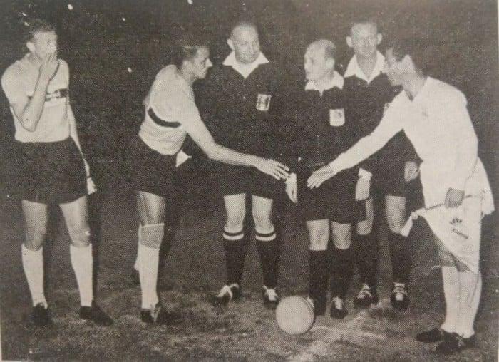 Tu sabias? Grêmio enfrentou Real Madrid somente uma vez na história em amistoso inusitado