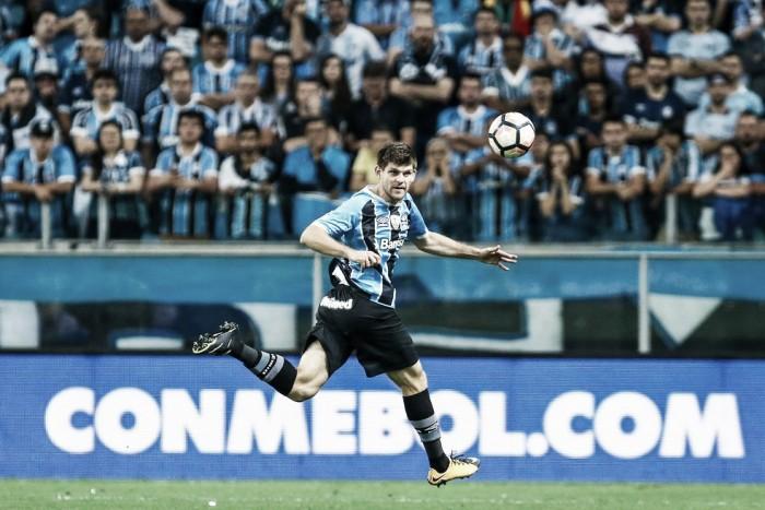 Um pilar a menos: a ausência de Kannemann na zaga do Grêmio