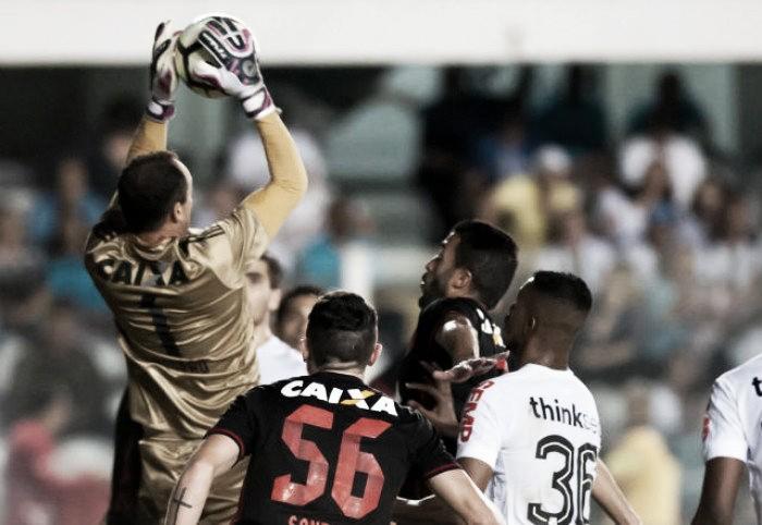 Sport bate Santos na Vila Belmiro em primeira vitória fora de casa no Brasileiro e deixa Z-4