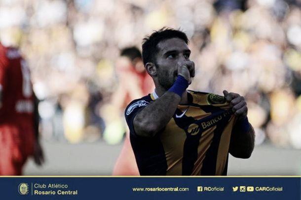 """Rosario Central 1 – 1 Independiente: puntajes del """"Canaya"""""""