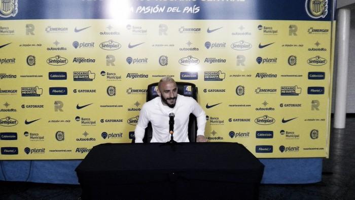 """Javier Pinola: """"Hoy me encantaría ir al clásico"""""""