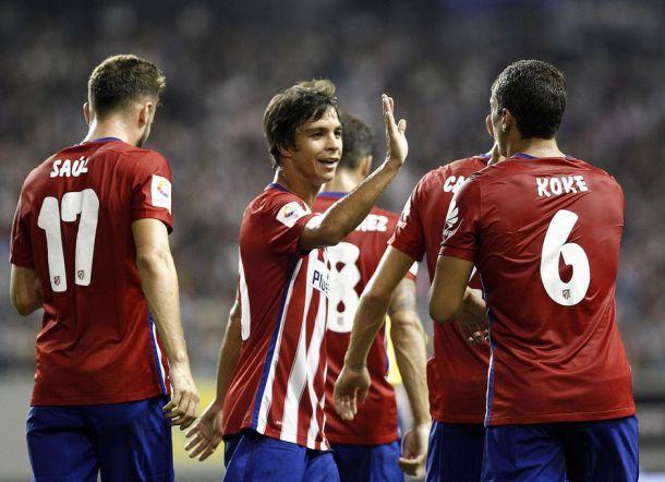 Relevo generacional en la medular del Atlético de Madrid