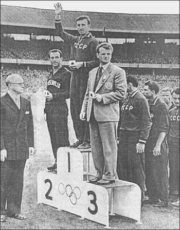 Олимпиада 1956: футбол против бойкотов