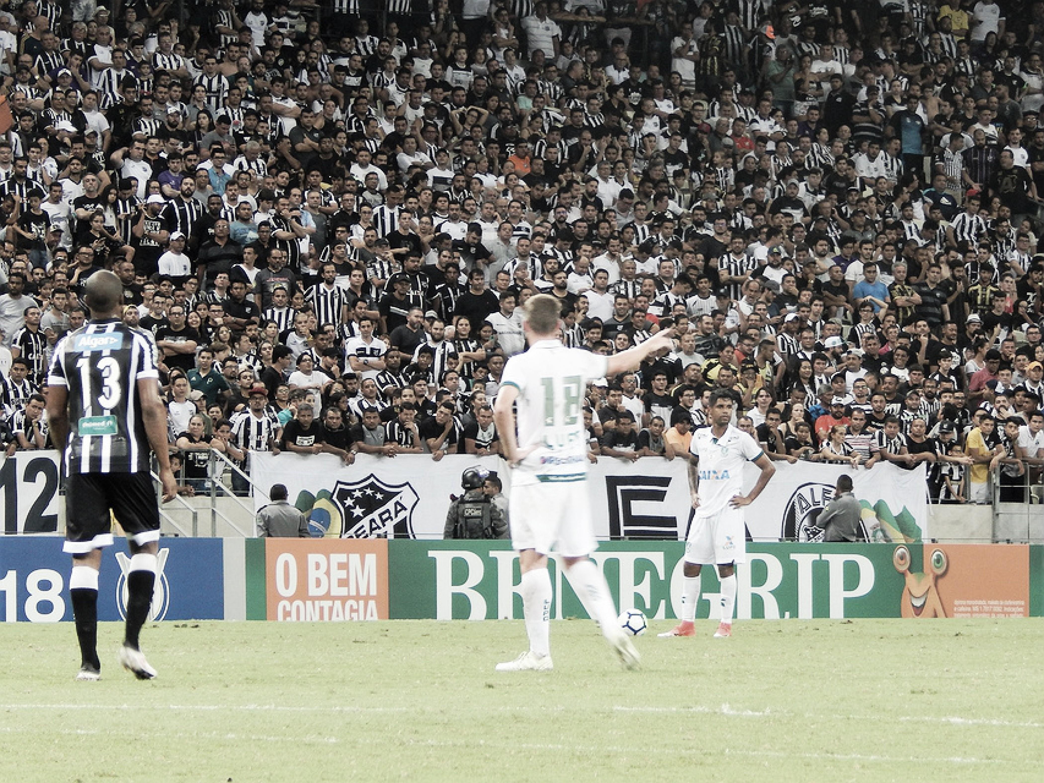 América-MG recebe Ceará em busca de segunda vitória consecutiva no Independência