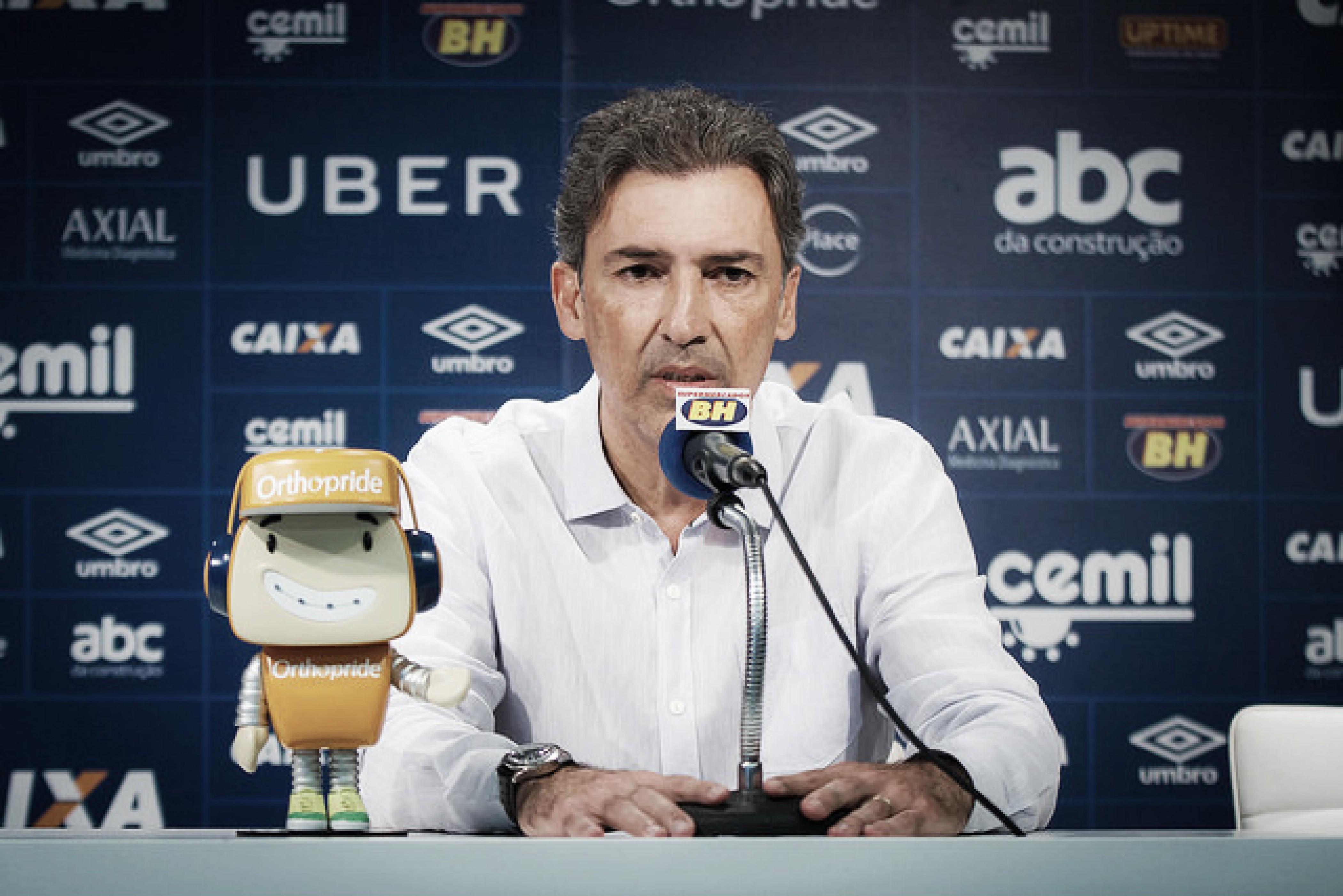 Dirigente do Cruzeiro teme duelo da Copa do Brasil após erros recentes de arbitragem