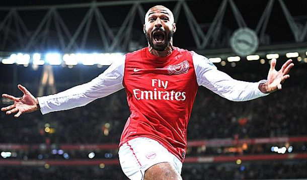 Thierry Henry: la leyenda 'gunner'