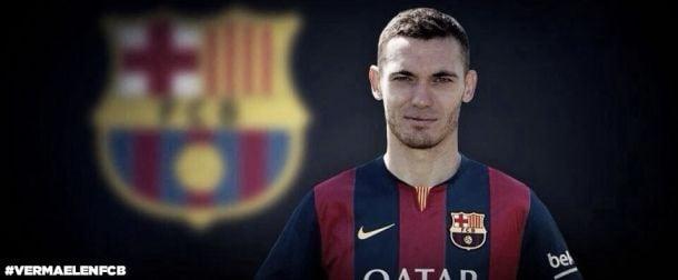 Vermaelen est Barcelonais