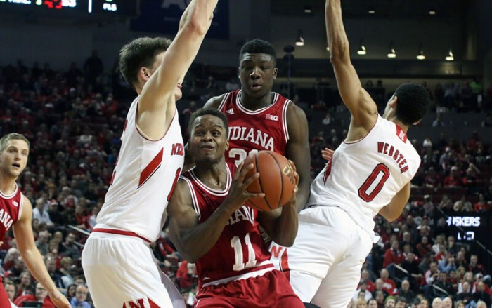 Indiana Hoosiers Look To Keep Pace In Big Ten Against Nebraska Cornhuskers