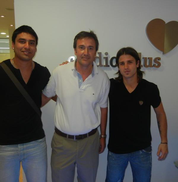 Mauro Dos Santos y Nico Martínez, nuevos jugadores granas