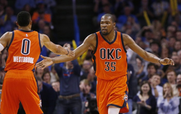 Kevin Durant Ties Record Set By Kobe Bryant For Consecutive 20-Point Games