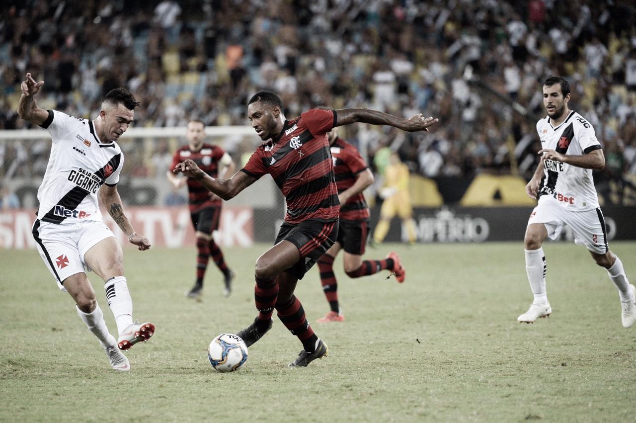 Mais uma baixa: Vitinho tem lesão confirmada e desfalca o Flamengo contra a LDU-EQU
