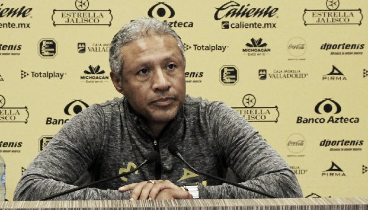 Hernández sabe que el duelo contra Necaxa será complicado