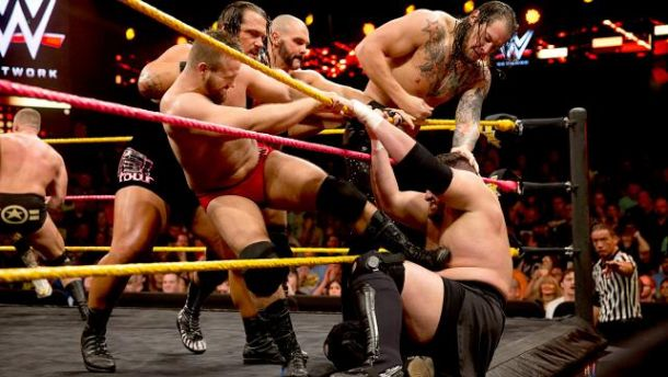 NXT Review 10/14/2015