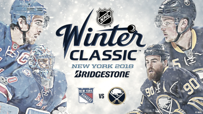 Buffalo Sabres vs New York Rangers: Live Stream Updates and Commentary of the 2018 Winter Classic