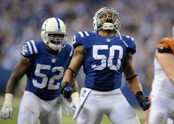 Jerrell Freeman Signs Tender To Return To The Indianapolis Colts