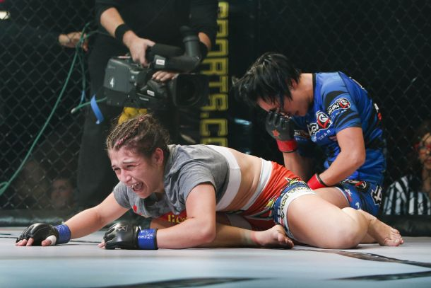 'Invicta FC 10 Waterson - Tiburioo' Recap: Tiburcio Wins Atomweight Title In A Shocker!