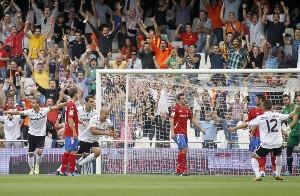 Injusta derrota en Mestalla