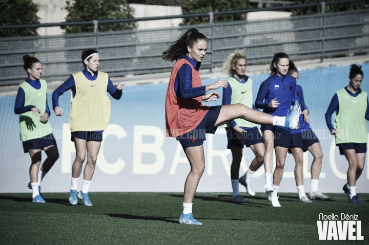 El FC Barcelona recupera a Sandra Paños para enfrentarse al Betis