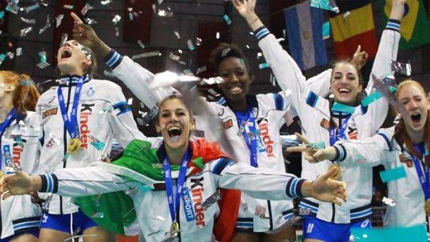 La meglio gioventù che vince, l'Italia Under 18 femminile è campione del Mondo di volley