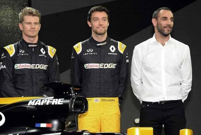 """F1 - Abiteboul: """"Palmer a rischio nel 2018"""""""