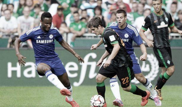 Na reestreia de Drogba, Chelsea é derrotado pelo Werder Bremen