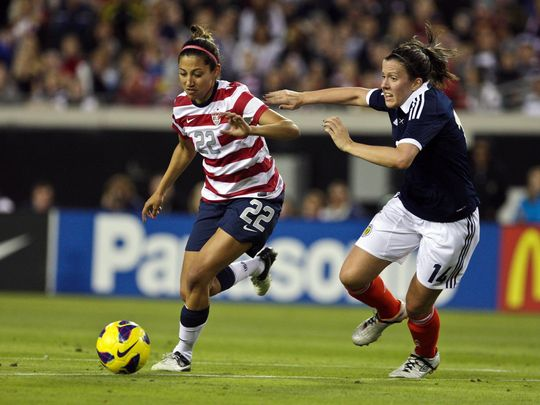 The USWNT set to play November friendlies against Portugal and Scotland