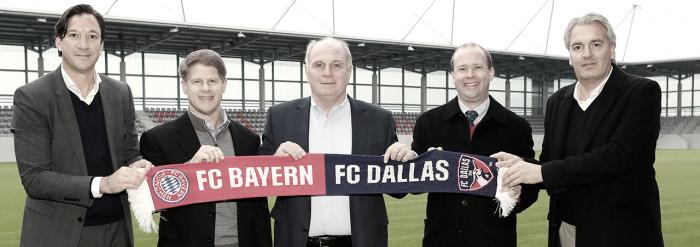 Importante acuerdo en Bayern y Dallas
