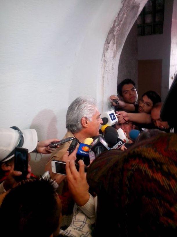 Mario Trejo asegura dar un paso al costado