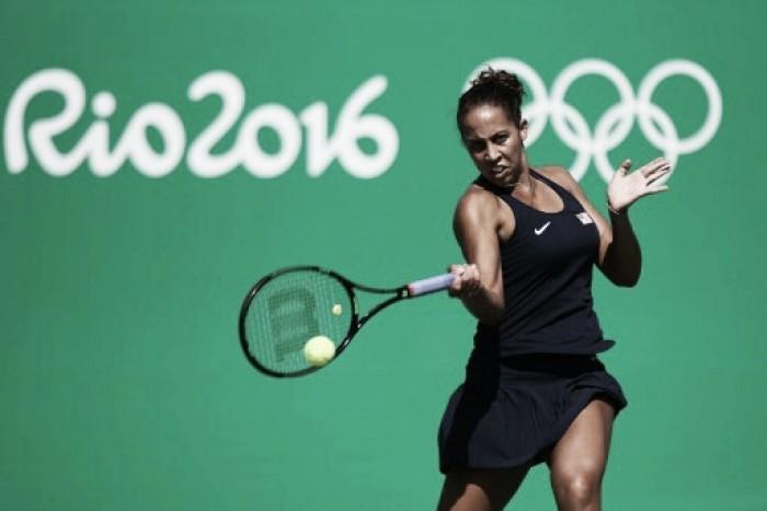 Em mais de três horas, Madison Keys supera Mladenovic e avança na Rio 2016