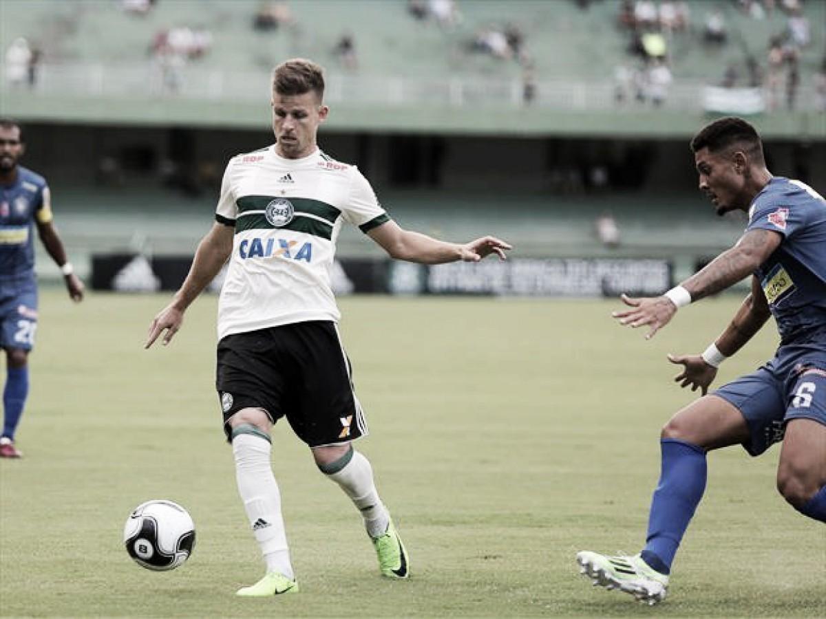 Atlético-MG anuncia contratação do volante Matheus Galdezani