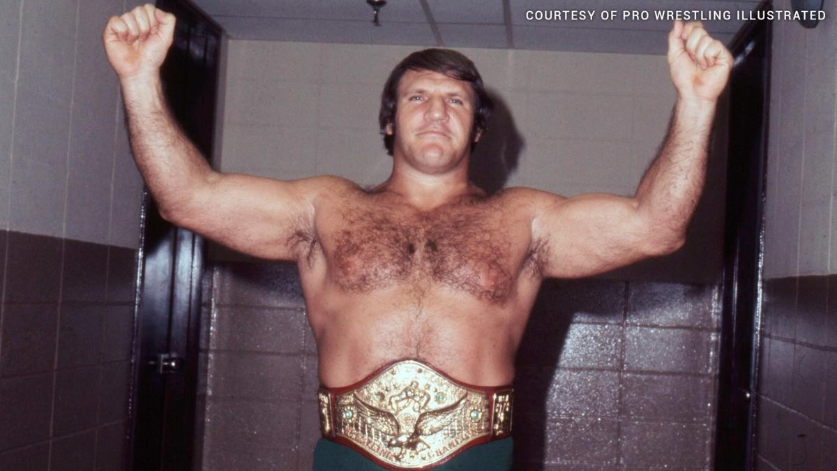 Bruno Sammartino Dies at 82