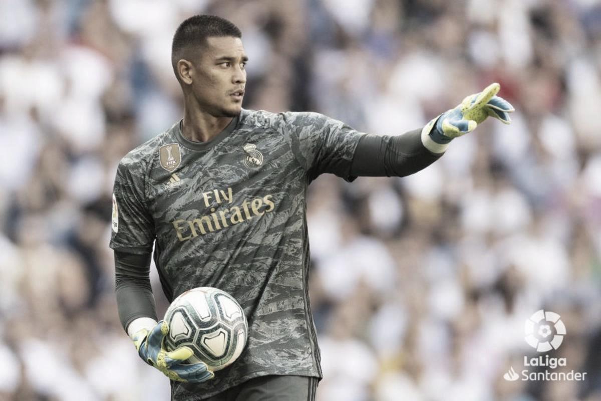 Concluye la etapa de Alphonse Aréola en el Real Madrid
