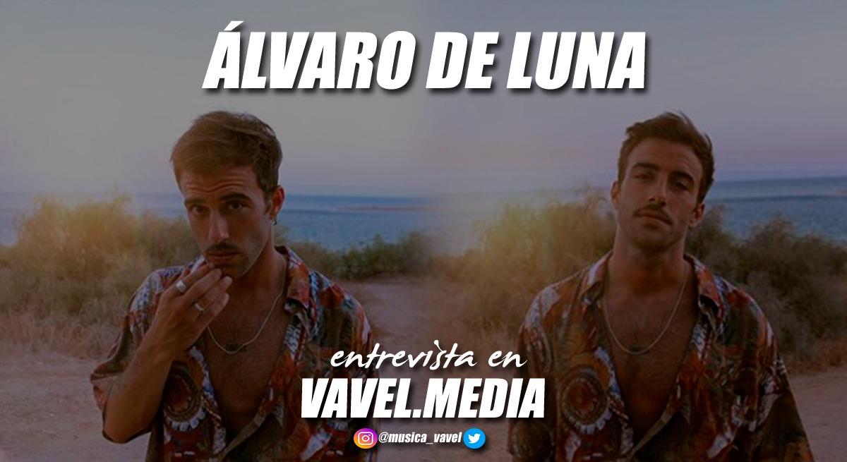 """Entrevista. Álvaro de Luna:""""La música es la mayor autoterapia que tengo"""""""