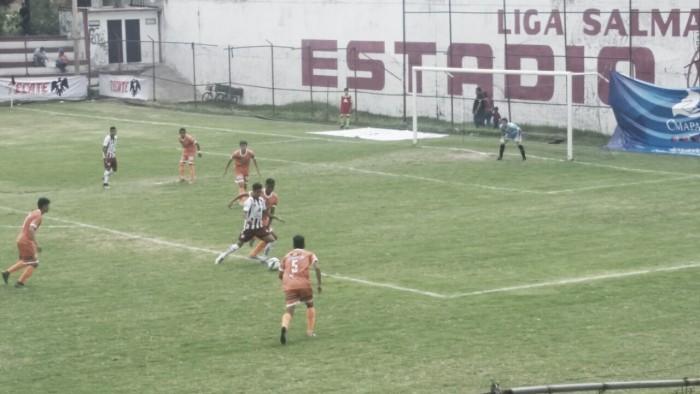 Valladolid arrancó con el pie derecho en la Tercera División