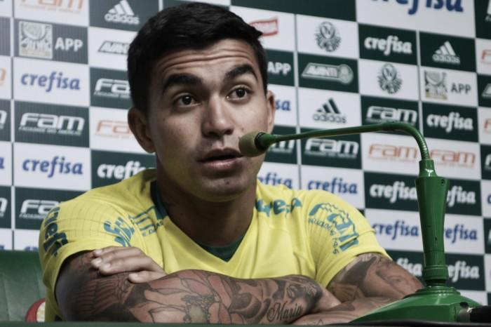 """Dudu ressalta 'fator Allianz Parque' para o Palmeiras no Brasileirão: """"Somos muito fortes"""""""