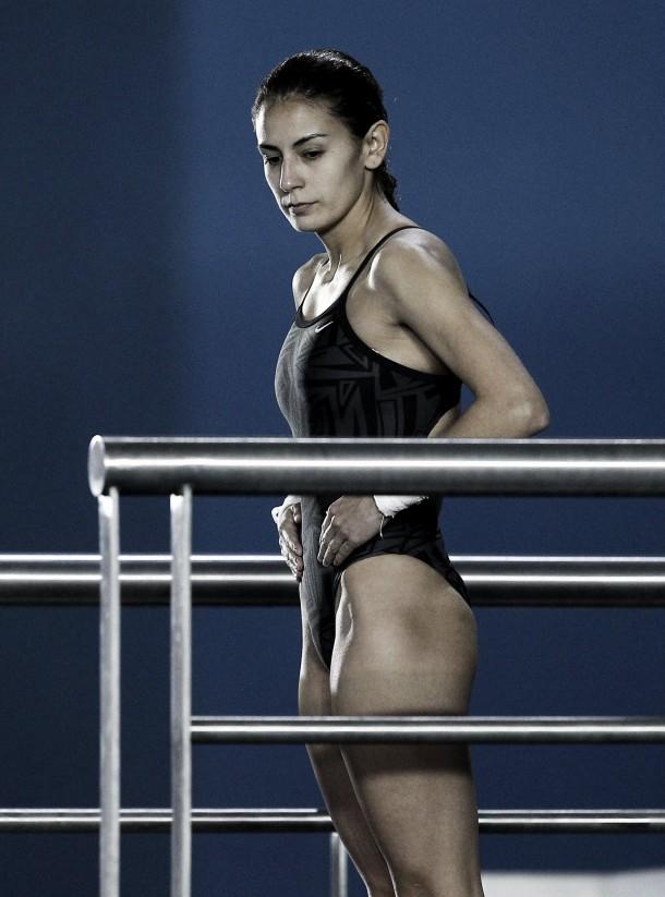 Paola Espinosa se cuidará de lesiones para llegar bien a Río 2016