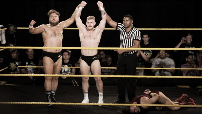 La división del Reino Unido protagoniza el main event de NXT