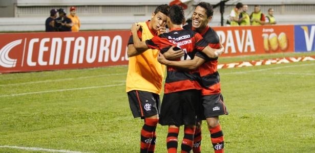 Com gol de Rafinha, Flamengo vence o Remo pela Copa do Brasil