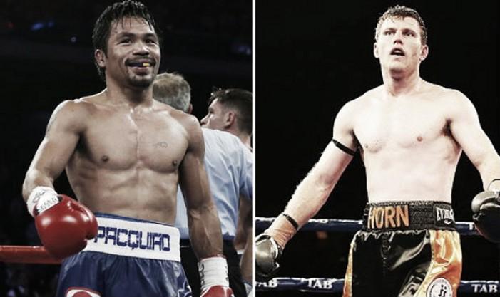 Manny Pacquiao es derrotado en polémica pelea ante Jeff Horn