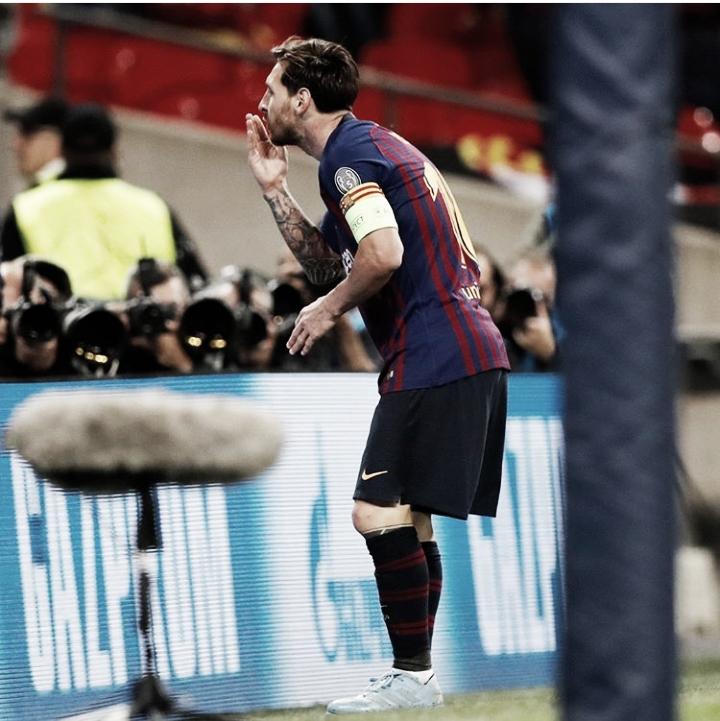 Messi pode se igualar a Raúl como jogador que mais venceu o Atlético de Madrid