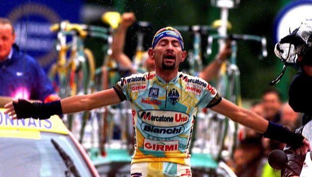 Il Tour e gli italiani: Marco Pantani